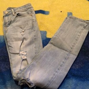 American Eagle Outfitters skinny jeans, size 0